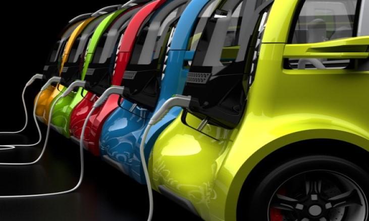 Automotive electric car